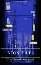 Neon Blues by JustANoobCat