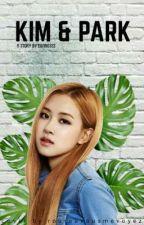 Kim & Park • Mingyu x Rose by -roseberry-