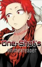 One-Shots anime [PersonajexReader] by MademoiselleCain