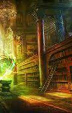 Магія бібліотекарів by nsts_m