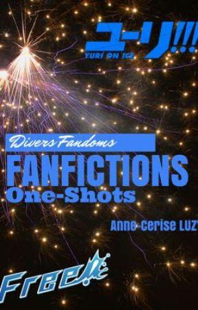 Fanfictions - One-shots - Divers fandoms by Cerisebio