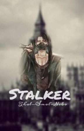 »Stalker« || ʟᴇᴠɪ acĸerмan x ʀᴇᴀᴅᴇʀ by That-Smol-Neko