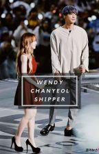 Wendy & Chanyeol Shipper by asriredityani
