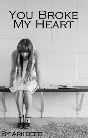 You Broke My Heart by Ariiibeee