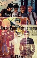 Harry Potter Travels To The Past by RABrav