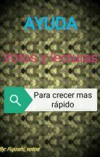 Ayuda- votos y lecturas by ufjbdjdksibd