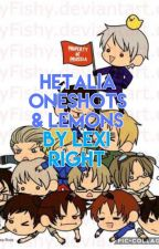 Hetalia Oneshots & Lemons *Will Be Updated Soon* by Lexi323