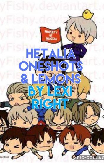Hetalia Oneshots & Lemons *Requests Closed*