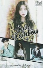 비와 무지개 (Rain and Rainbow) by pinkslatte