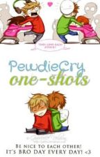 PewdieCry (one-shots!) by SquishyCreep