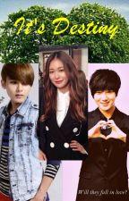It's Destiny (Kim Ryeowook FanFiction) by Ryeozu