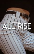 ALL RISE | AARON JUDGE by -strikeout