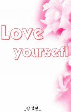 Kookjin Love Yourself by roseprincess0495