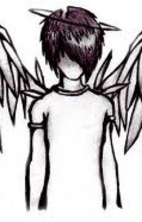 Fallen Angel by cxherrokittyx3