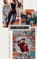 GIF SERIES 2 |MARVEL AND OTHERS| by friendofobscurity