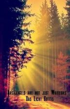 Archangels are not just Warriors ~ Das Licht Gottes by amuletdeath