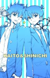 DOS AMORES,UNA SOLA DECICION(Kaito Kid /Tu/Shinishi/) by Lizbeth24256
