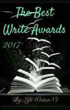 the best write awards 2017 //abierto// by the-best-write