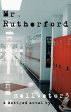 Mr. Rutherford (Student/Teacher) by TeeJay71
