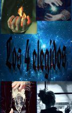 Los 4 Elegidos ( Editando ) by nephelinex
