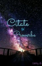 Citate și Proverbe by Conny_86