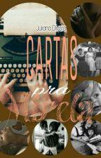 Cartas pra Mirela  by AmadoraJuly