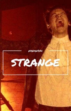 STRANGE // hs by pimpingstyles