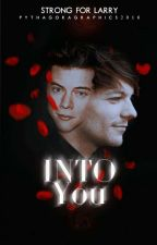 Into You |omegaverse| by Strong_For_Larry