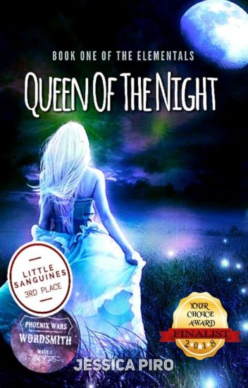 Queen of the Night (Book One of the Elementals)
