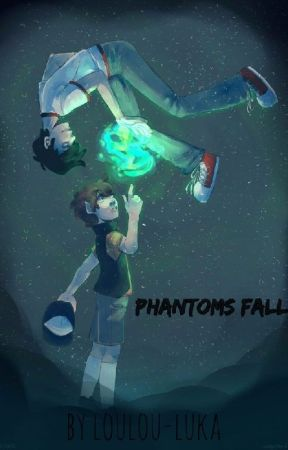 Phantoms fall by loulou_luka