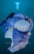 27000 Feet Deep (Lams) by johnlaurensmom