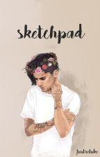 sketchpad ➳ malik au by foutreluke