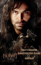 Kili X Reader (Unexpected Flair) by Ray_Peters