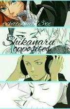 opposites (shikanaru fan fic)(on hold) by xxkittykat123xx