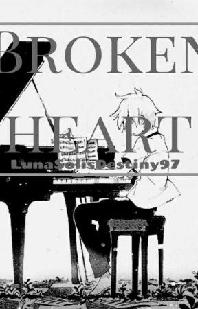 Broken heart by LunaSolisDestiny97