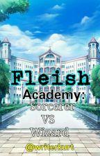 Fleish Academy: Sorcerer VS Wizard by writerkurt
