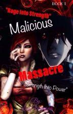 Malicious Massacre (Hellsing Ultimate/Prototype) by LadyVixen666