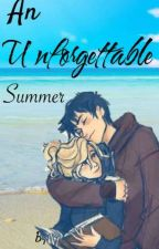 An Unforgettable Summer (Percy Jackson) by xXLordOfBooksXx