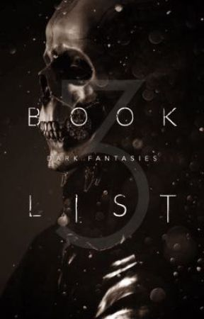 Book List 3 by ProjectDarkFantasies