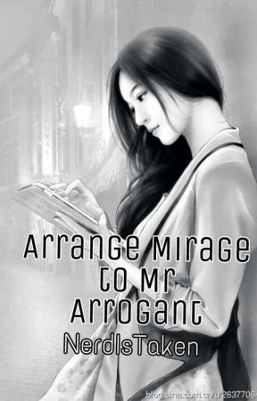 Arrange Mirage To Mr Campus Prince [On Going] by prncss_lisa
