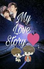 My Love Story ( Chansoo )  by Kyungie12_Park