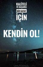 KİŞİSEL GELİŞİM by ekin89ekin89