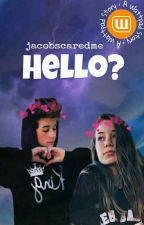 Hello?||Brandon Rowland by jacobscaredme