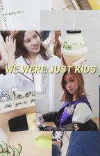we were just kids | mina × mingyu by buirasan