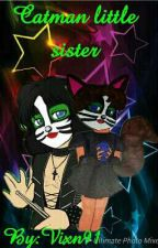 KISS CATMAN LITTLE SISTER by Vixen91