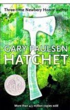 Hatchet by DarkSapphireNight