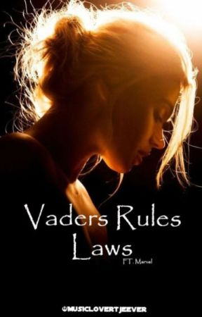 Vaders Rules #2 Orders. Ft. Marvel by musiclovertjeever