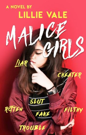 Malice Girls (YA Revenge Thriller) 💔