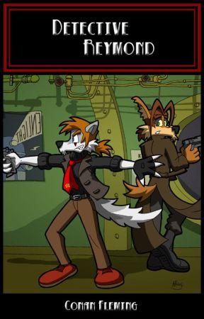 Detective Reymond - Breaking Bust by Motorman717