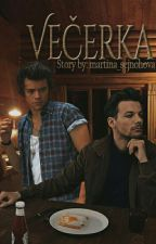 Večerka // larry stylinson //  by littlefabio28